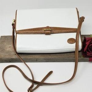 Liz Claiborne Genuine Leather Crossbody Purse